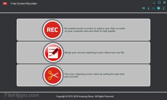 Amazing-Share Free Screen Recorder