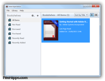 adobe pdf ebook reader free download