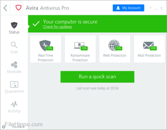 free download avira antivirus for windows 7 32 bit