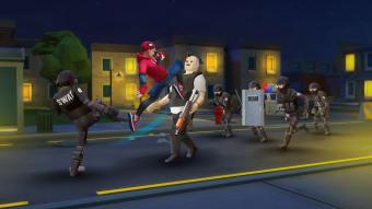 Spider Fighter: Superhero Revenge