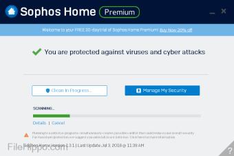 Sophos Home Premium for Mac