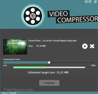 how to compress video files in windows 7