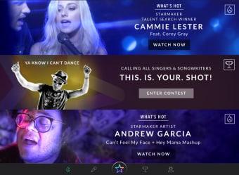 StarMaker: Sing free Karaoke Record music videos
