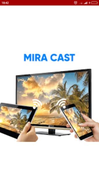 Miracast Screen Mirroring Wifi Display