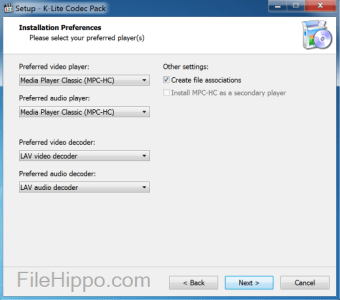 codec pack para windows media player 12