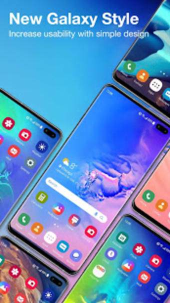 Galaxy S10 Launcher for Samsung
