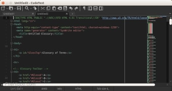 CudaText for Mac