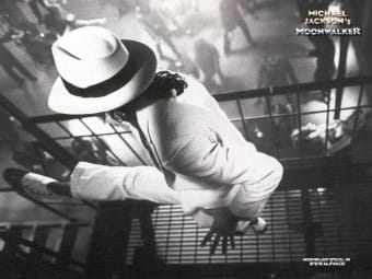 Michael Jackson's Moonwalk