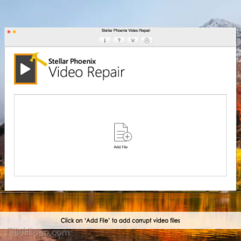 Stellar Video Repair for Mac