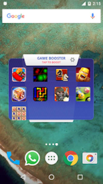 Game Booster 2X Speed for games