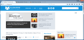 Mozilla Firefox for PC Windows