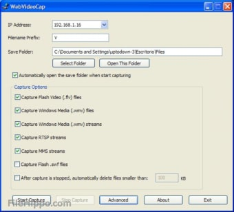 Download WebVideoCap 1 41 for Windows - Filehippo com