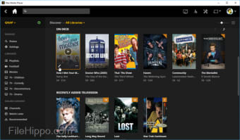 plex media player apk download