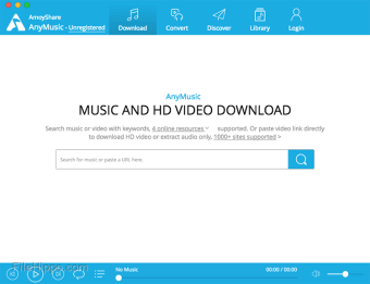 AnyMusic MP3 Downloader