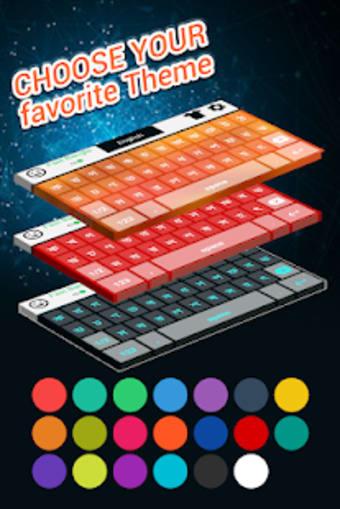 Bangla English Keyboard- Bengali keyboard typing