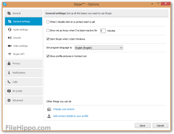 Download Skype 8 48 0 51 for Windows - Filehippo com