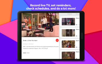 Tata Sky Mobile- Live TV Movies Sports Recharge