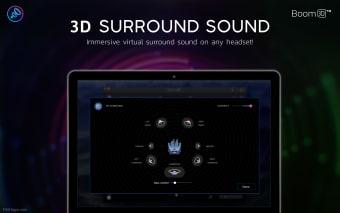 Boom 3D for Mac