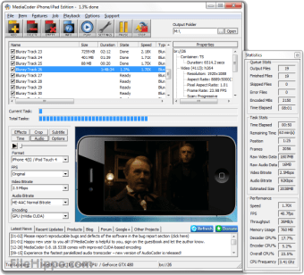MediaCoder 3GP