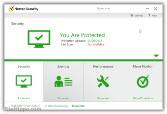Download Norton Security Standard 28 8 50 for Windows - Filehippo com