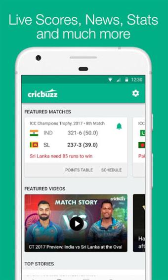 Cricbuzz - Live Cricket Scores  News