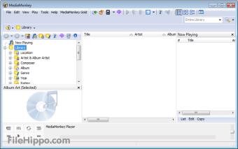 Download MediaMonkey 4 1 23 1883 for Windows - Filehippo com