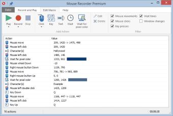 Mouse Recorder Premium