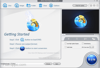 Download WinX DVD Ripper Platinum 8 9 2 for Windows