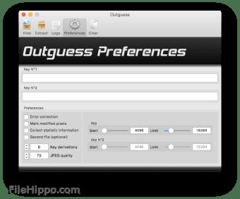 Download Outguess 1 1 6 for Mac - Filehippo com