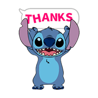 Stitch Sticker pack and lilo for whatsapp