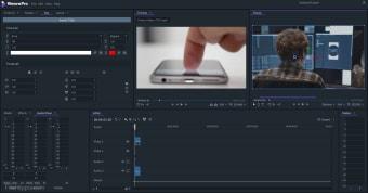 Wondershare FilmoraPro Video Editor