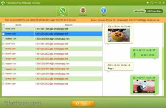 Free WhatsApp Recovery