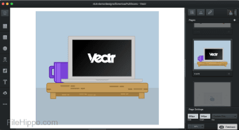 Vectr for Mac