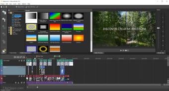 Télécharger MAGIX Vegas Movie Studio 15 0 pour Windows - Filehippo com