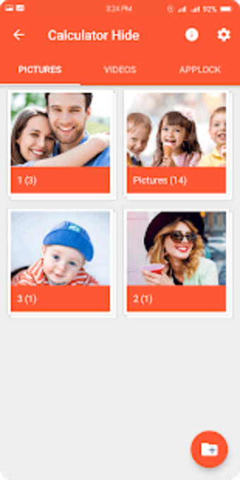 Calculator Hide Photo and Video  App Lock