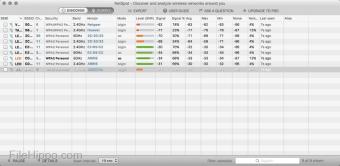Descargar Netspot for Mac 2 10 952 para Mac - Filehippo com