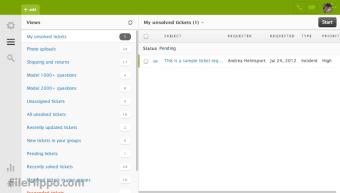 Télécharger Zendesk pour Web Apps - Filehippo com