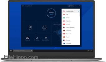 Download Hotspot Shield 8 4 1 for Windows - Filehippo com