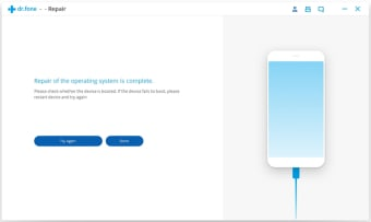 Wondershare Dr.Fone for iOS for Mac