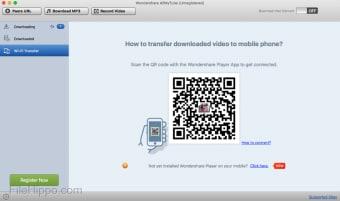 Wondershare AllMyTube for Mac