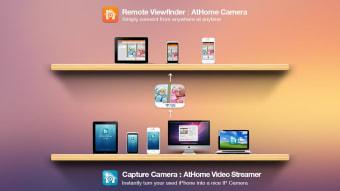 AtHome Camera -Home Security
