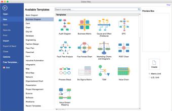 Wondershare EdrawMax for Mac