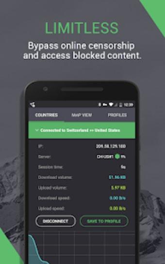 Proton VPN - Free VPN Secure  Unlimited