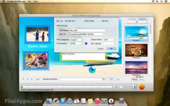 Cisdem DVD Burner for Mac