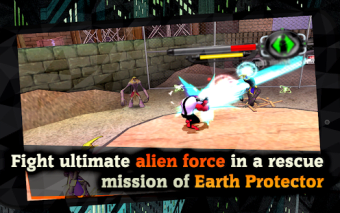 Earth Protector: Rescue Mission 4