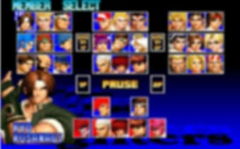 The King of Fighters '97 Emulator