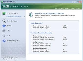 ESET NOD32 AntiVirus 64-bit