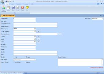 Customer Info Manager (CIM) FREE