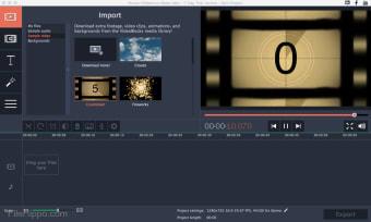 Movavi Slideshow Maker for Mac