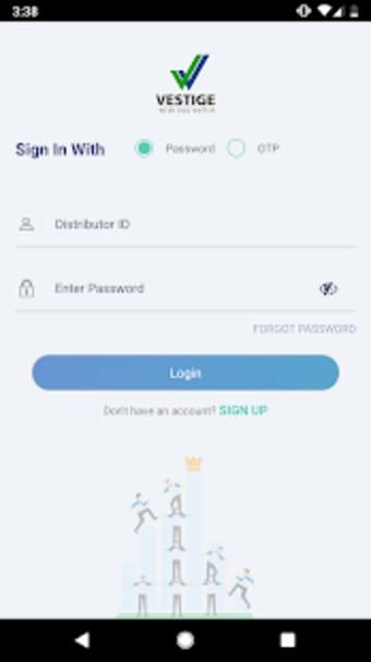 Vestige Online Shopping App